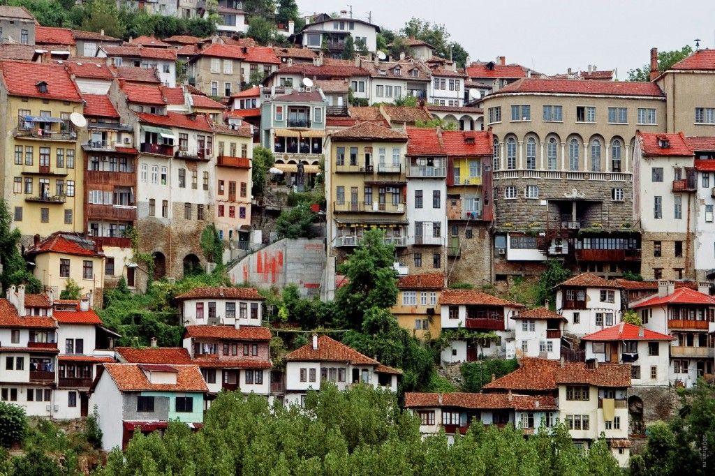 Сегодня Велико Тырново – это город-музей